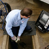 Pipe Camera Inspection & Jetting Services